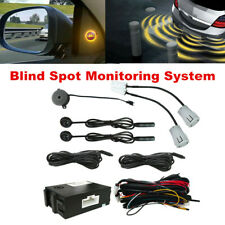 Car Blind Spot Detection Universal Rear View Sensor Safety Monitoring System Kit