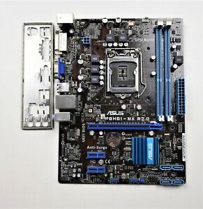 ASUS P8H61-MX R 2.0 LGA1155 Micro-ATX Motherboard GPU BOOST ANTI-SURGE