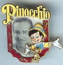 Disney Pin: Walt Disney Award Winning Performance Pinocchio (LE 3000)