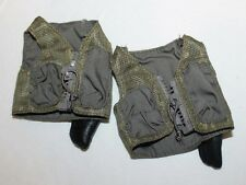 """1/6 scale female pilot vest for 12"""" inch action figure 1/6th"""