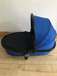 Icandy Peach3 Lower Carry Cot/ Newborn Carrycot In Navy Blue Colour
