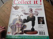 COLLECT IT JUN 1997 #1 MAGAZINE ROYAL WINTON LILLIPUT WALLACE GROMIT TEDDY BEARS
