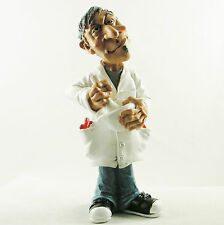 Male Pharmacist Figure Figurine Chemist Warren Stratford Statue Cake Topper NEW