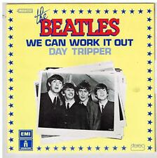 """The BEATLES We can work it out   7""""  45 tours SP"""