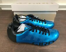 Giro Empire ACC Blue Steel Carbon Road Cycling Shoes 39.5 EU / 7 US New in Box