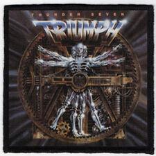 TRIUMPH PATCH / SPEED-THRASH-BLACK-DEATH METAL