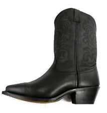 Laredo Women's Black Western Cowboy Boots
