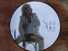"PICTURE DISC - SYLVIE VARTAN - SOLEIL BLEU rare lim. edition ""NEU!"""