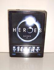 COFFRET DVD HEROES SAISON 1 -7 DVD