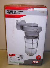 NSI Lighting Products Wall Mount 42W / 120V Fluorescent Vaporite # VTW42FL