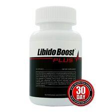 Libido Boost Plus - Top Male Enhancement Pills For Men - Proven Penis Growth