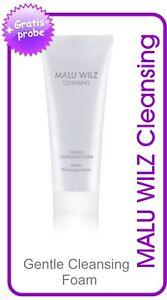"""Malu Wilz """"Cleansing"""" Gentle Cleansing Foam 75ml  & 2 Gratisproben TOP PREIS!"""