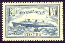 FRANCE #300a Mint NH - 1936 1.50fr Pale Blue