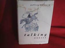 Talking Horses ~ Jeffrey Bernard Michael Heath. HbDj HERE In MELB.  FUNNY TITLE!