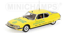 1 43 Minichamps Citroen SM Uric 1970 Yellow