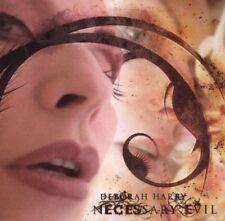"DEBORAH HARRY ""NECESSARY EVIL"" CD NEW+"