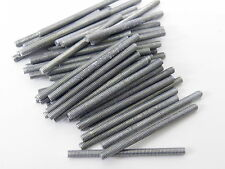 100 Pcs 42mm Length of M3 All thread Studs NOT Screws Threaded Rod 315??