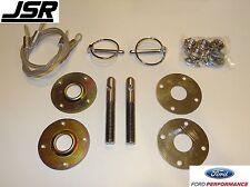 79-04 Mustang GT Mach 1 Cobra & V6 Ford Racing Performance Hood Latch & Pin Kit
