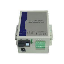 Universal Bidirectional RS485 data over Fiber Optic Converter Extender 1Pair