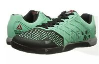 Reebok Men's Crossfit Nano 4.0 Training Shoe Mint Glow Black New 11
