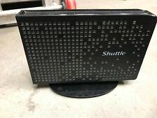 Shuttle XPC XS35 V3L Intel Atom - TX2-RTL8191CE Fanless Drive