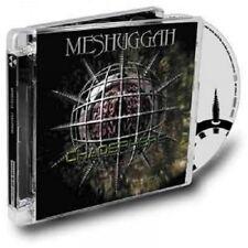 "Meshuggah ""chaosphere reloaded"" CD con Bonustracks nuevo"