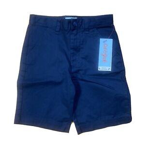 Boys Quick Dry Chino Shorts Cat & Jacks Navy 6