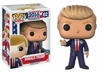 President Donald Trump The Campaign 2016 POP! The Vote #02 Vinyl Figur Funko