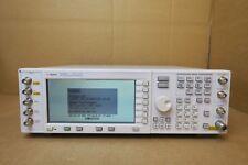 Agilent E4438C Generador de señales de vector de ESG 250 kHz a 4 GHz