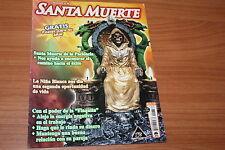 5.- MAGAZINE revista SANTA MUERTE de la PACIENCIA EXITO ABRE CAMINOS