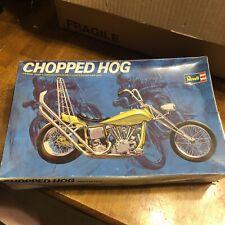 Original 1969 1/8 Scale Revell Chopped Hog Chopper Motorcycle Model Kit