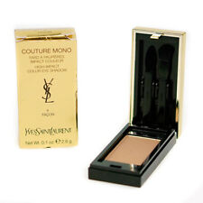 Yves Saint Laurent Nude Eyeshadow Couture Mono High Impact Colour 4 Facon