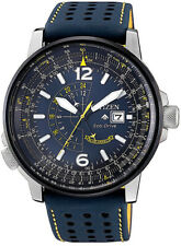 Citizen Promaster Blue Angels Edition Navihawk Watch BJ7007-02L