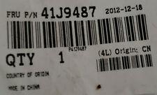 Ibm/Toshiba Cash Drawer Lock Pn: 41J9487