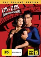 Lois and Clark: Season 2 - DVD Region 4 Free Shipping! very good condition