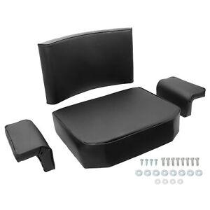 Seat Kit w/ hardware Fits John Deere Crawler Dozer 420 430 440 1010 2010