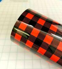 mukum 30cm X 300cm 1 Rollo de vinilo negro regional para camisetas, Transferencia de calor vinilo