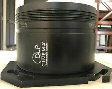 isco 1.25x cinema dlp anamorphic lens with electronic mount
