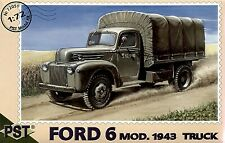 PST 1/72 Ford 6 Mod. 1943 Cargo Truck # 72051