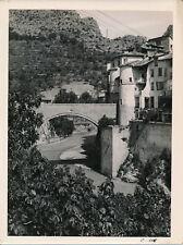 ALPES MARITIMES c. 1930 Ezé Entrevaux St Raph  - 6 Photos Chemins de Fer - PLM 3