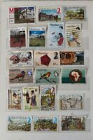 Mauritius 1970's onwards mixed stamps for collection UK Seller #16