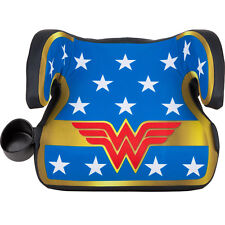 KidsEmbrace Booster Car Seat DC Comics Wonder Woman Backless Outdoor Travel New