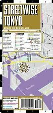 Streetwise Tokyo Map - Laminated City Center Street Map of Tokyo, Japan Streetw