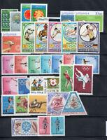 Olympics 1972 Postfrisch 100% Formosa, Polen, Korea