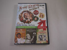 Kenny Rogers ChristmasLiberace Christma DVD***NEW***