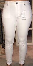 Bianco White Skinny Jeans, Distressed, NWT, Size 30