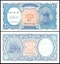Egypt 10 Piastres P#191 (2006) Arab Republic of Egypt UNC