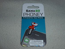 NEW GAMA GO PHONEY CELL PHONE TABLET CHARM FOX IPHONE 5 6 GALAXY S8 5 NOTE lPAD