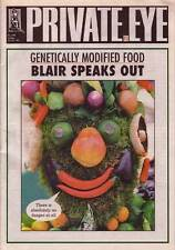 PRIVATE EYE 970 - 19 Feb 1999 - Tony Blair - GENETICALLY MODIFIED FOOD