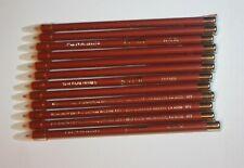 "Qty12 Lot Jordana Kohl Kajal Lip Liner pencil 7"" New *Bronze* Unsealed + Gift"